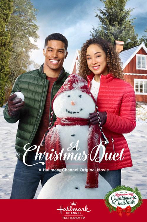 A Christmas Duet (2019) DVD