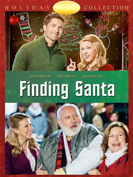 Finding Santa DVD