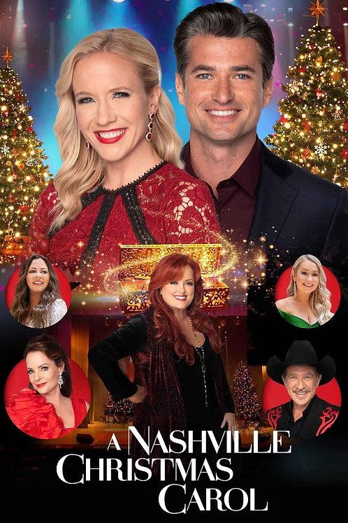A Nashville Christmas Carol DVD