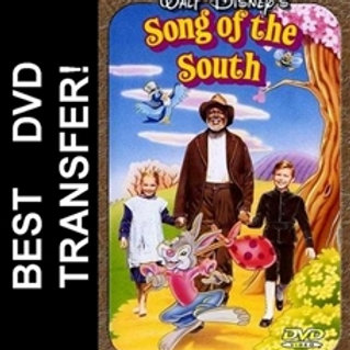 Song Of The South DVD 1946 Ruth Warrick Bobby Driscoll
