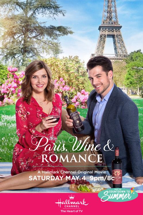 Paris, Wine & Romance DVD