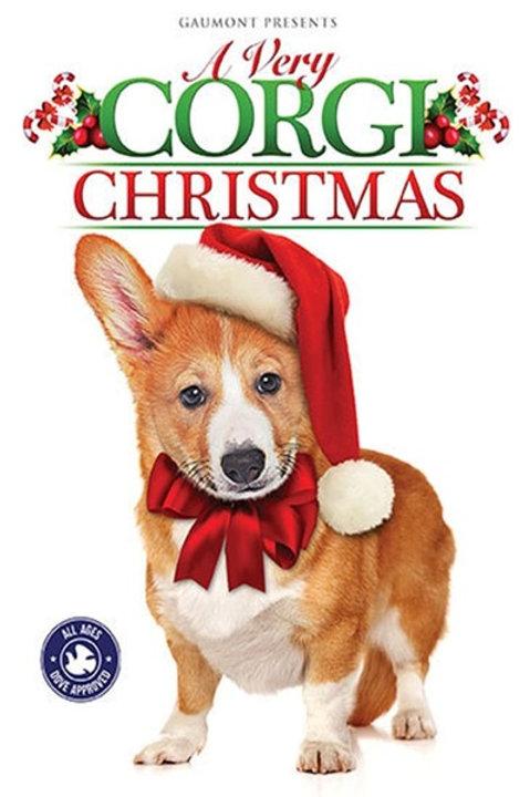 A Very Corgi Christmas (2019) DVD