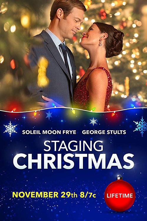 Staging Christmas (2019) DVD