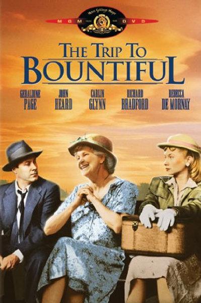The Trip to Bountiful (1986) DVD