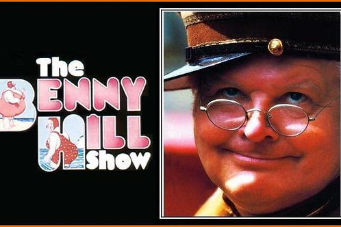 The Benny Hill Show Complete Set DVD