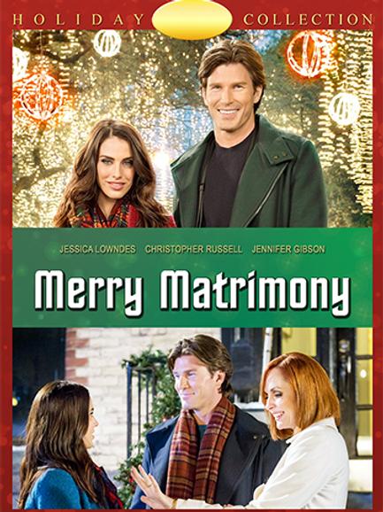 Merry Matrimony (2015) DVD
