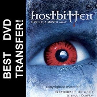 Frostbitten DVD 2006 Grete Havneskold Emma Aberg Swedish Vampire