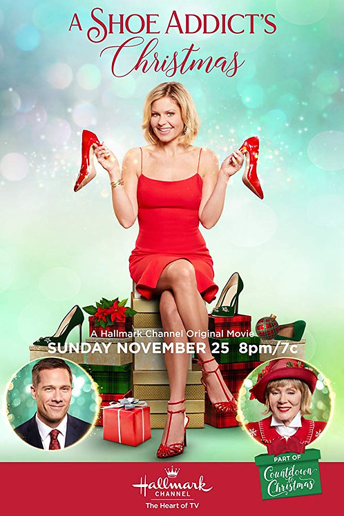 A Shoe Addict's Christmas (2018) DVD