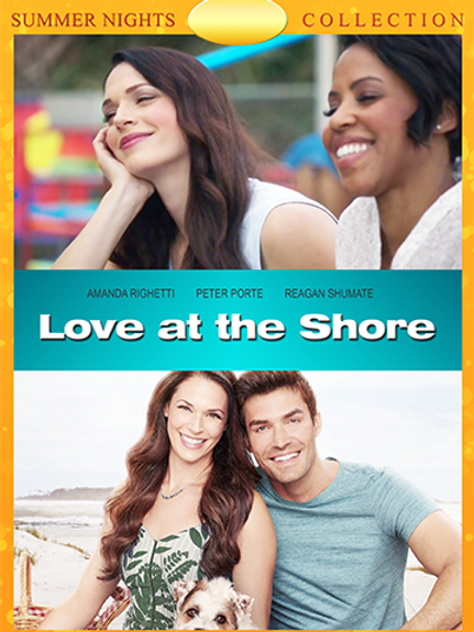 Love at the Shore (2017) DVD