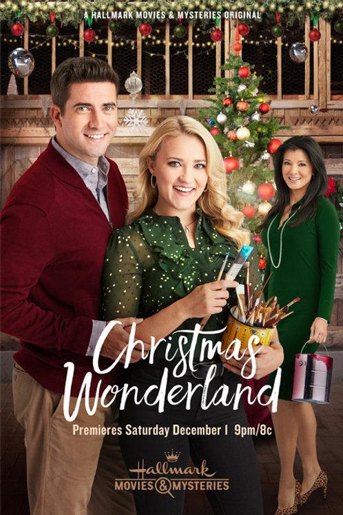 Christmas Wonderland 2018 DVD