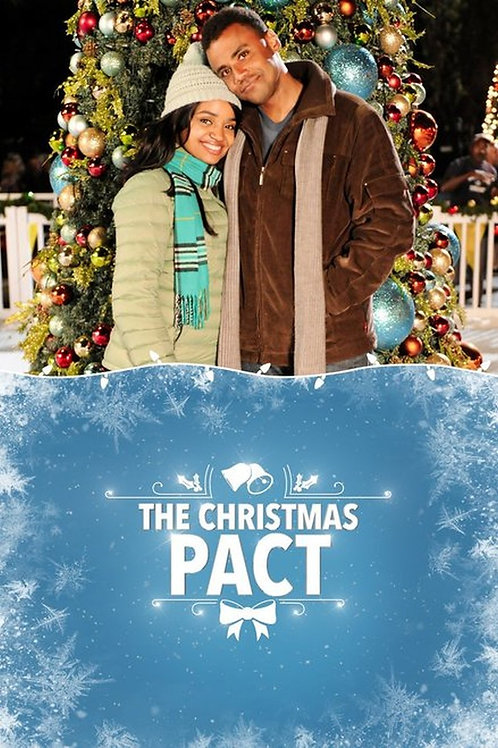 The Christmas Pact (2018) DVD