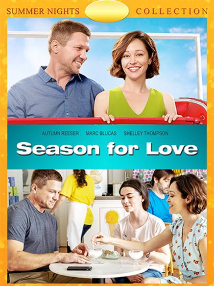 Season for Love (2018) DVD