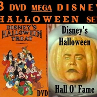 A Disneys Halloween Treat 3 DVD Set