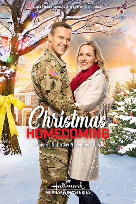 Christmas Homecoming 2017 DVD