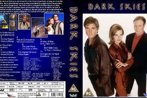 Dark Skies Complete Series on 10 DVD's