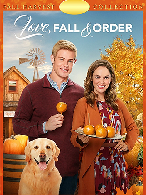 Love, Fall & Order (2019) DVD
