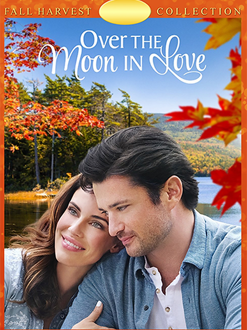 Over the Moon in Love (2019) DVD