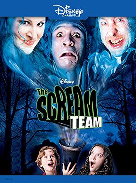 The Scream Team 2002 DVD
