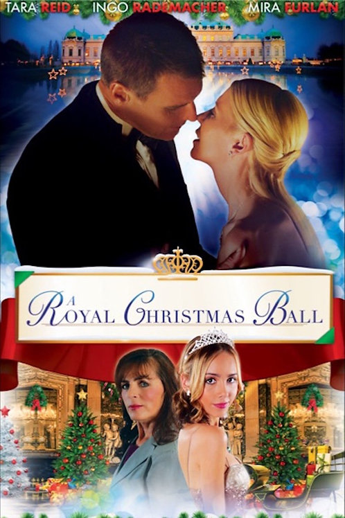 A Royal Christmas Ball 2017 DVD