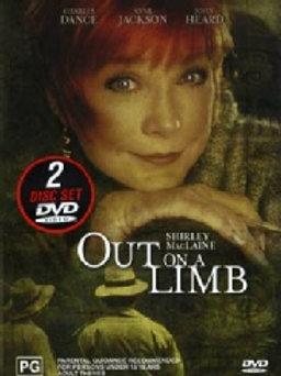 Out On A Limb DVD 1987 Shirley MacLaine 2 Disc Set