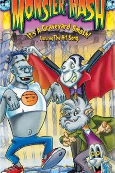 Monster Mash 2000 DVD
