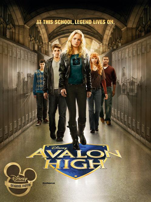 Avalon High 2010 DVD