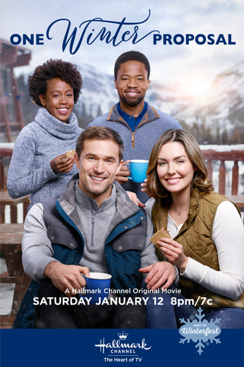 One Winter Proposal DVD