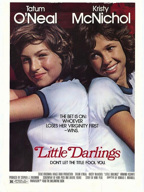 Little Darlings DVD 1980 Kristy McNichol Tatum O Neal