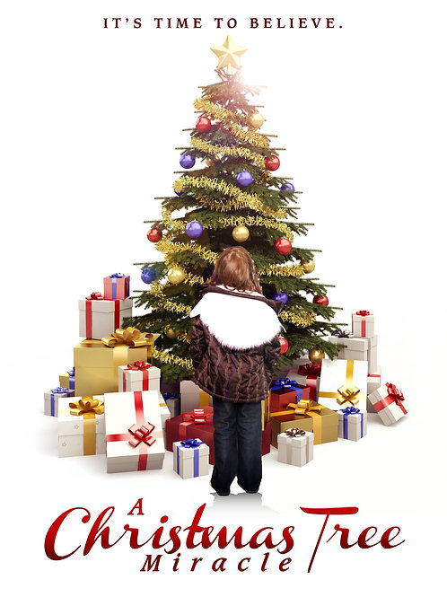 A Christmas Tree Miracle 2013 DVD