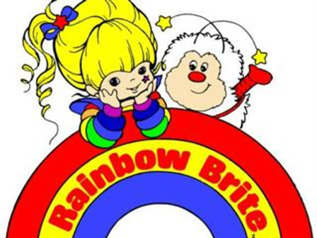 Rainbow Brite Complete Series on 4 DVD's