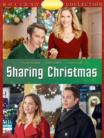 Sharing Christmas (2017) DVD