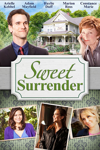 Sweet Surrender (2014) DVD