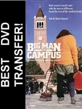 Big Man On Campus DVD 1989 Allan Katz Corey Parker