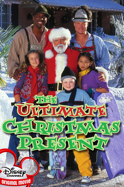 The Ultimate Christmas Present 2000 DVD