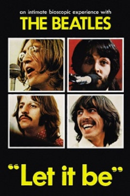 Let It Be 1970 DVD