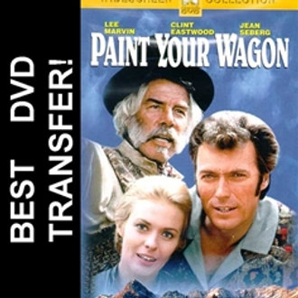 Paint Your Wagon DVD 1969