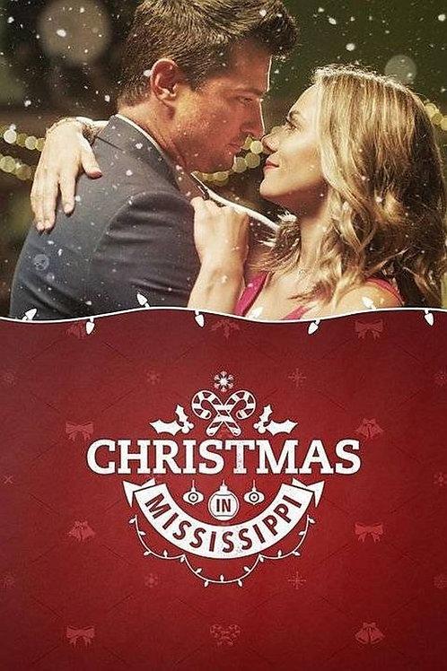 Christmas In Mississippi 2017 DVD