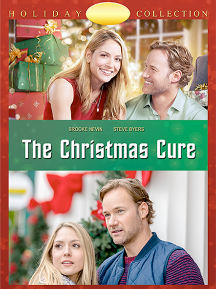 The Christmas Cure (2017) DVD