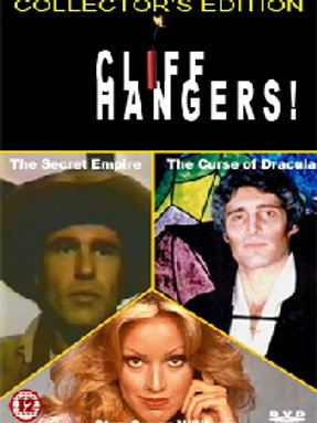Cliffhangers (1979) Complete Series on 4 DVD's