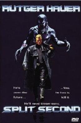 Split Second 1992 DVD