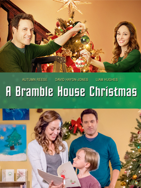 A Bramble House Christmas (2017) DVD
