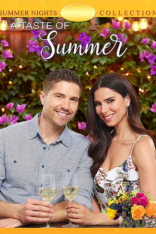 A Taste of Summer (2019) DVD