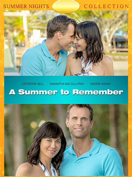 A Summer to Remember (2018) DVD