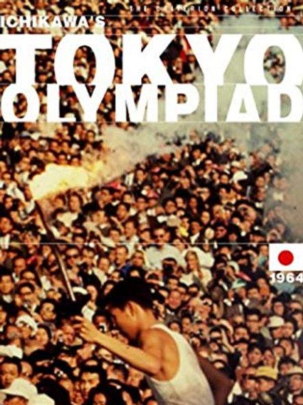 Tokyo Olympiad 1965 DVD
