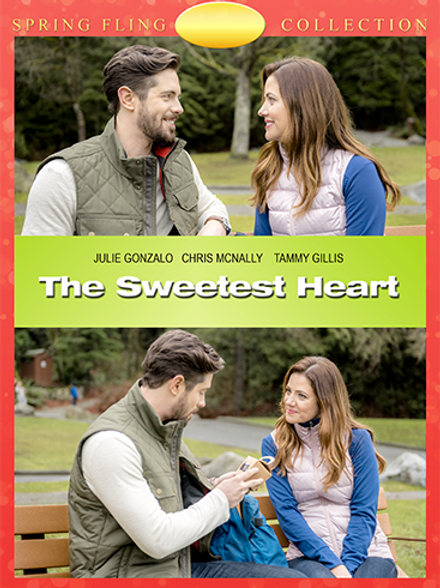 The Sweetest Heart (2018) DVD