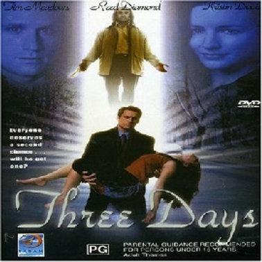 Three Days DVD