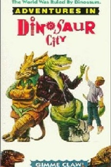 Adventures In Dinosaur City DVD