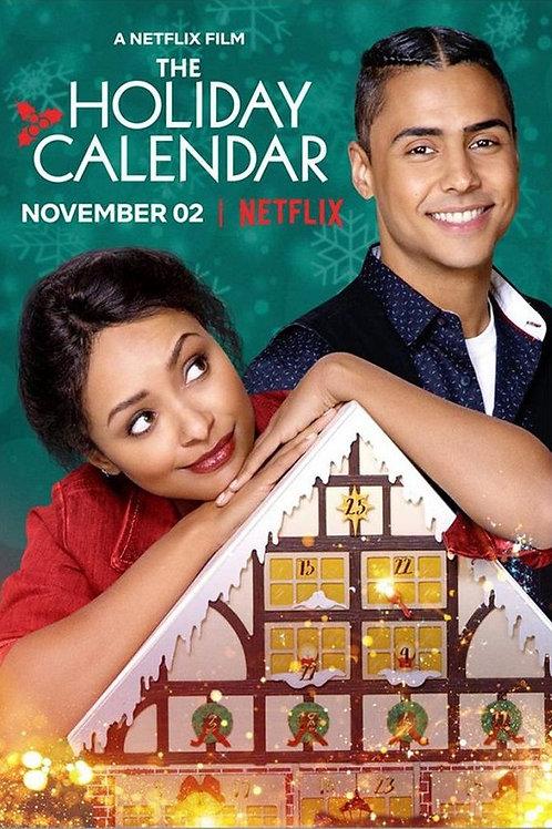 The Holiday Calendar (2018) DVD