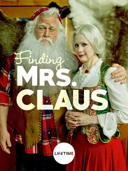 Finding Mrs. Claus 2012 DVD