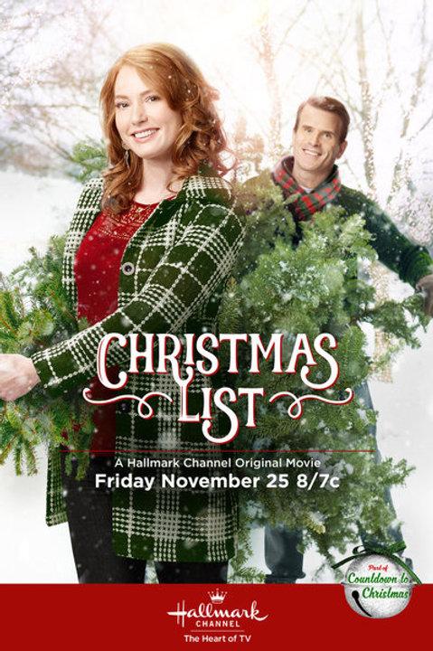 Christmas List 2016 DVD